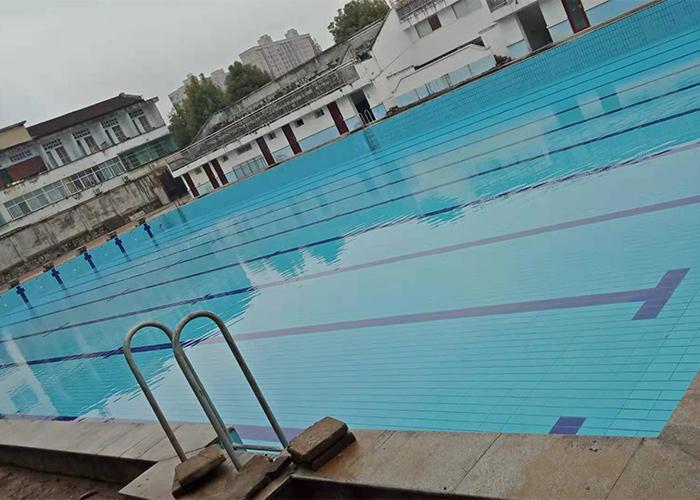 陕西汉中市南郑区少儿体校游泳馆